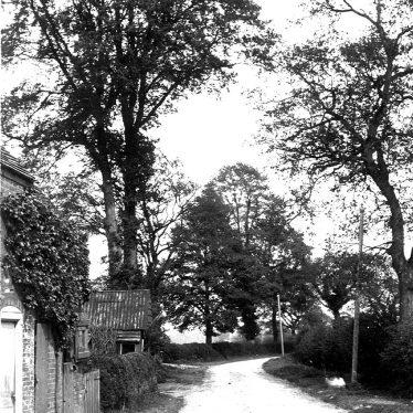 Marton.  Birdingbury Road