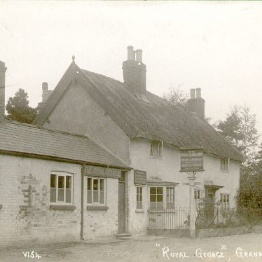 Grandborough.  Royal George Inn