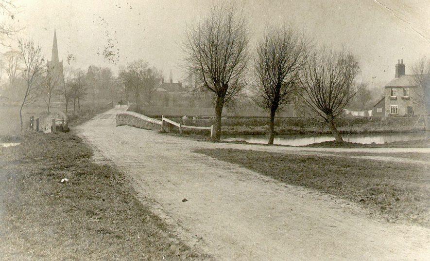 Grandborough.  1890s |  IMAGE LOCATION: (Warwickshire County Record Office)