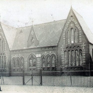 Wolston School, and the 1937 Coronation