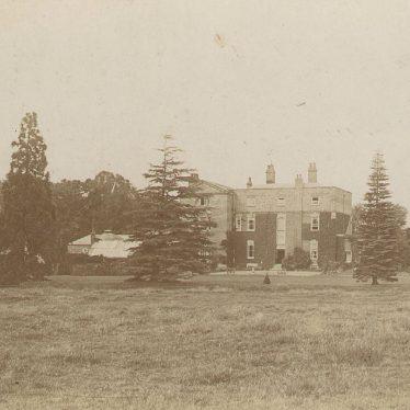Wolston.  Manor