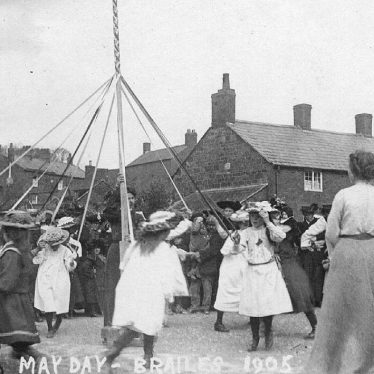 Brailes, Lower.  May Day