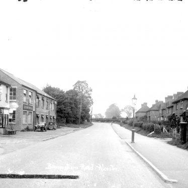 Alcester.  Birmingham Road