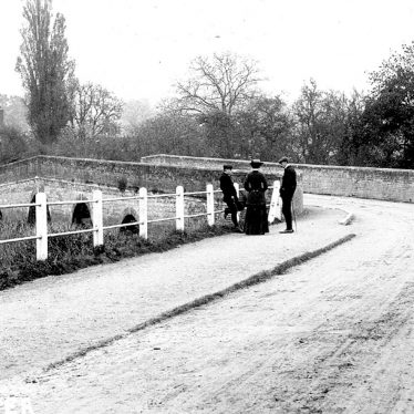 Alcester.  River Bridge