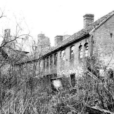 Alcester.  Derelict bodkin factory