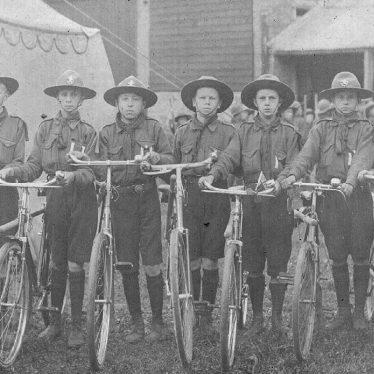 Brailes, Lower.  Boy Scouts