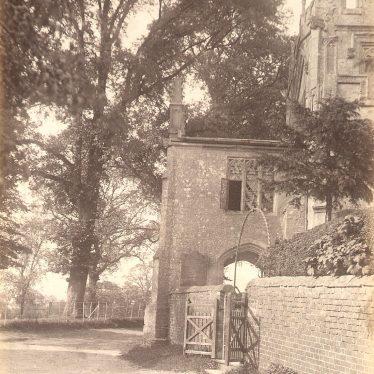 Lapworth.  Part of the Church