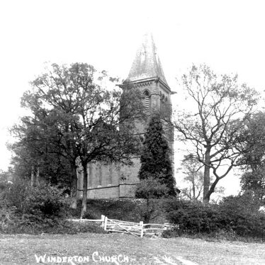 Winderton.  Church