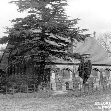 Lowsonford.  St Luke's church