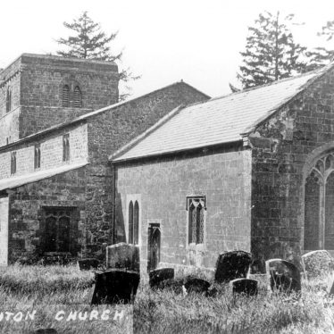 Wormleighton.  Church