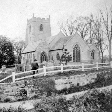 Lillington.  Church