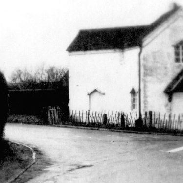Wootton Wawen.  Gate