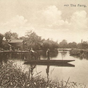Alveston Ferry.