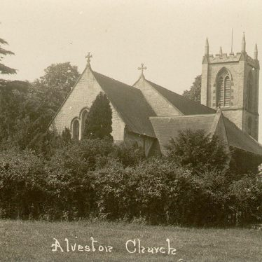 Alveston.  Church