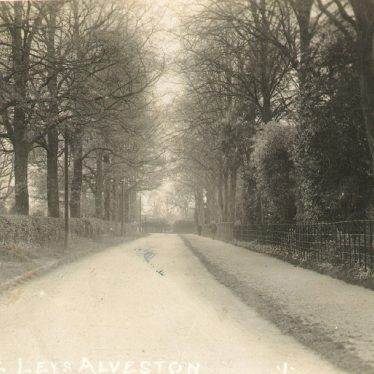 Alveston.  The Leys