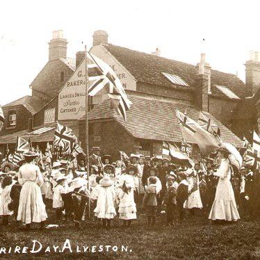 Alveston.  Empire Day