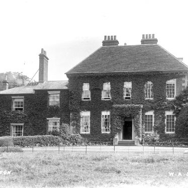 Alveston House.
