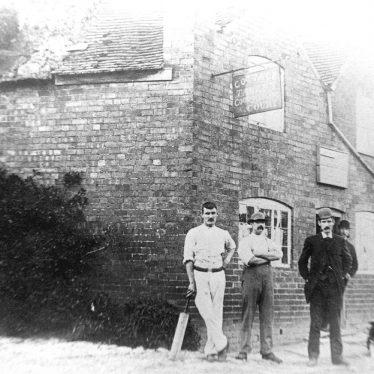 Ashorne.  Cottage Tavern