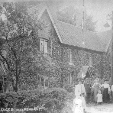 Ashorne.  Poplar Cottages