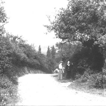 Ardens Grafton.   Footpath