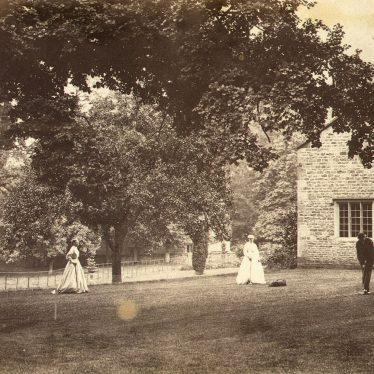 Cherington House.  Including gardens