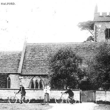 Halford.  St Mary's church