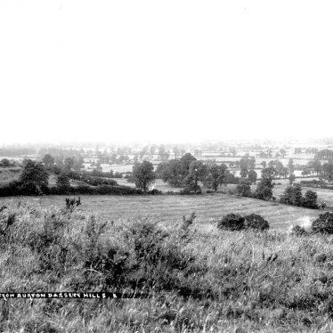 Burton Dassett Hills.