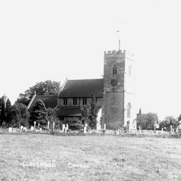 Claverdon.  St Michael's Church