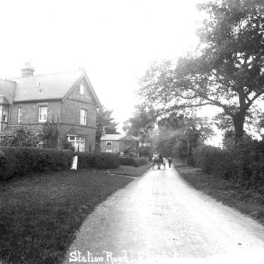 Claverdon.  Station Road