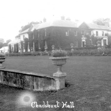 Chadshunt Hall.
