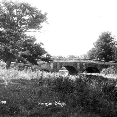 Honington.  Bridge