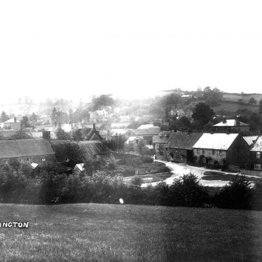 Ilmington.  Village view