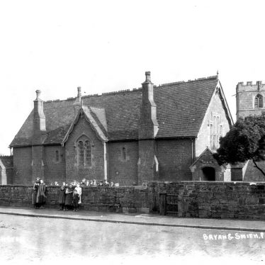 Ilmington.  School