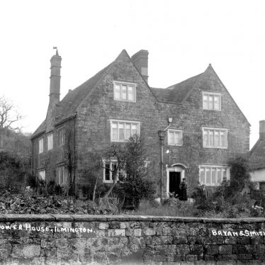 Ilmington.  Dower House