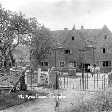 Ilmington.  Manor House