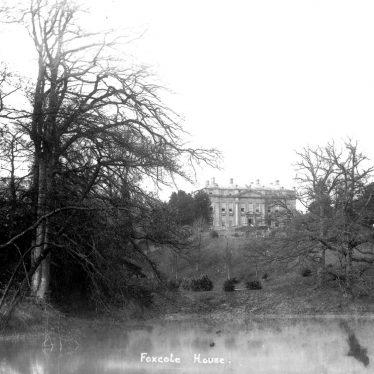 Foxcote.  Foxcote House