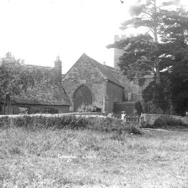 Ilmington.  St Mary's church