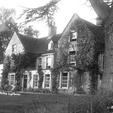 Lighthorne.  Old Rectory