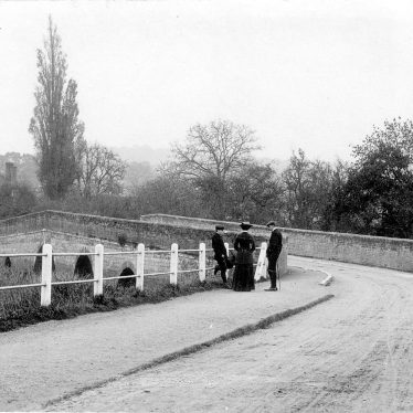 Oversley.  Bridge
