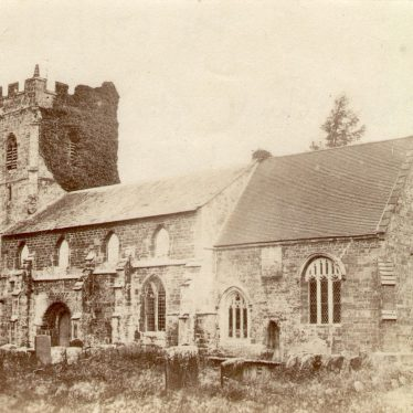 Oxhill.  Church