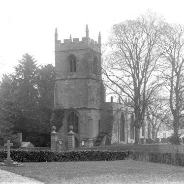 Preston on Stour.  Church