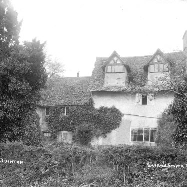 Quinton, Upper.  Cottage