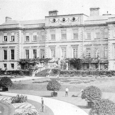 Ragley Hall.