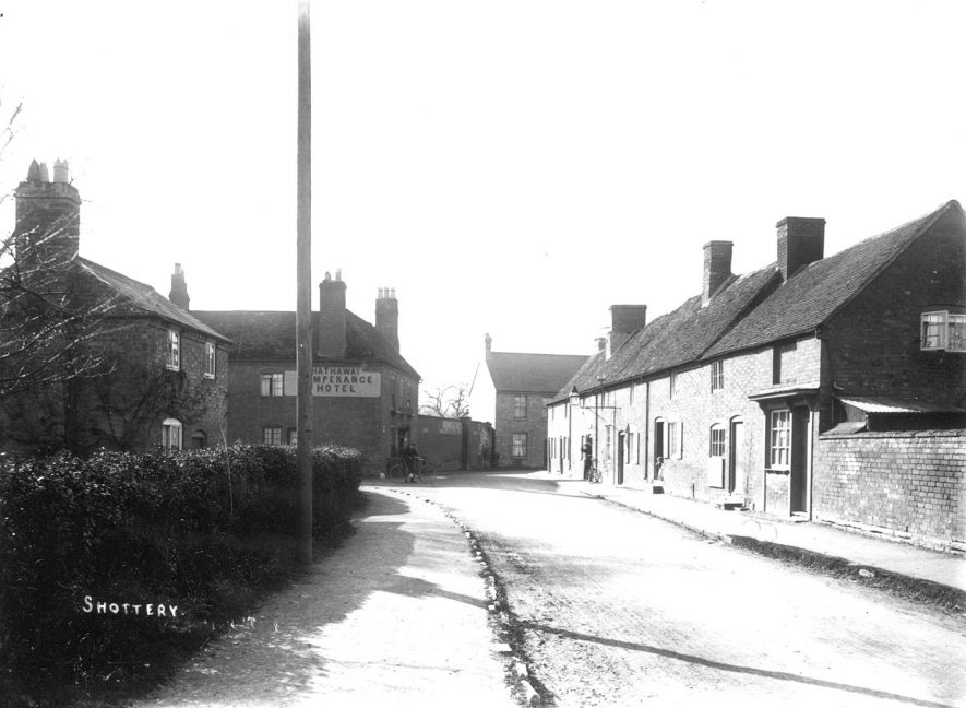 A general view. |  IMAGE LOCATION: (Warwickshire County Record Office)