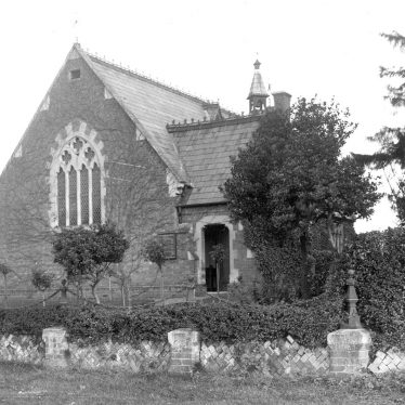 Shottery.  St Andrew's church
