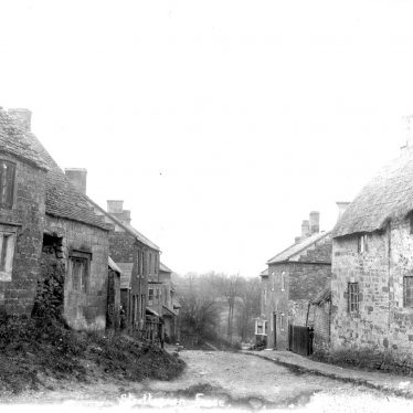 Stretton on Fosse.  Cottages
