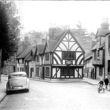 Warwick.  Oken's House