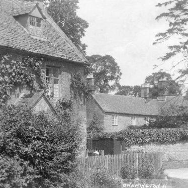 Cherington.  Cottages