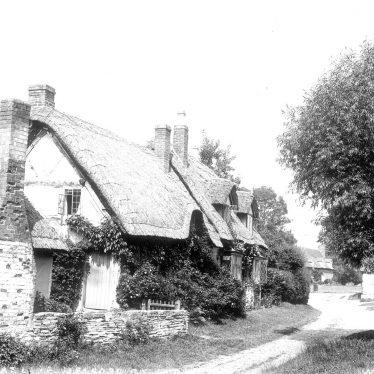 Welford on Avon.  Boat Lane