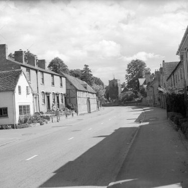 Barford.  Church Street